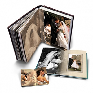 """Photobooks & Photo Album Production - Butterfly Binding"""