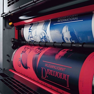 Offset Printing Industries in 2014