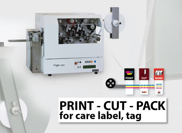 HOMEPAGE SLIDE - PRINT / CUT / PACK For CARE LABEL / TAG